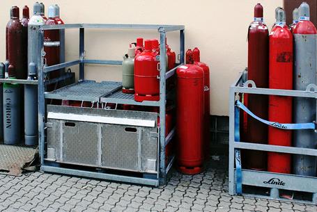 cilindros gases comprimidos
