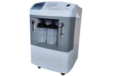 concentrador de oxigeno duplex